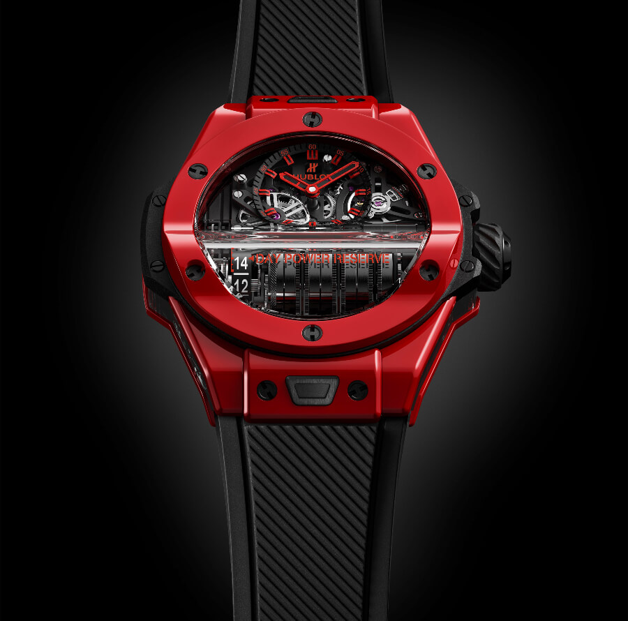 The New Hublot Big Bang MP-11 Red Magic