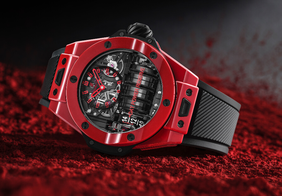 Hublot Big Bang MP-11 Red Magic Watch review