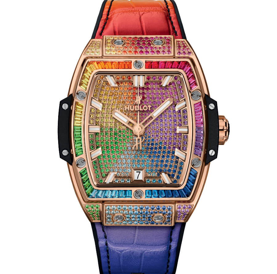 Hublot Spirit Of Big Bang Rainbow 39 mm