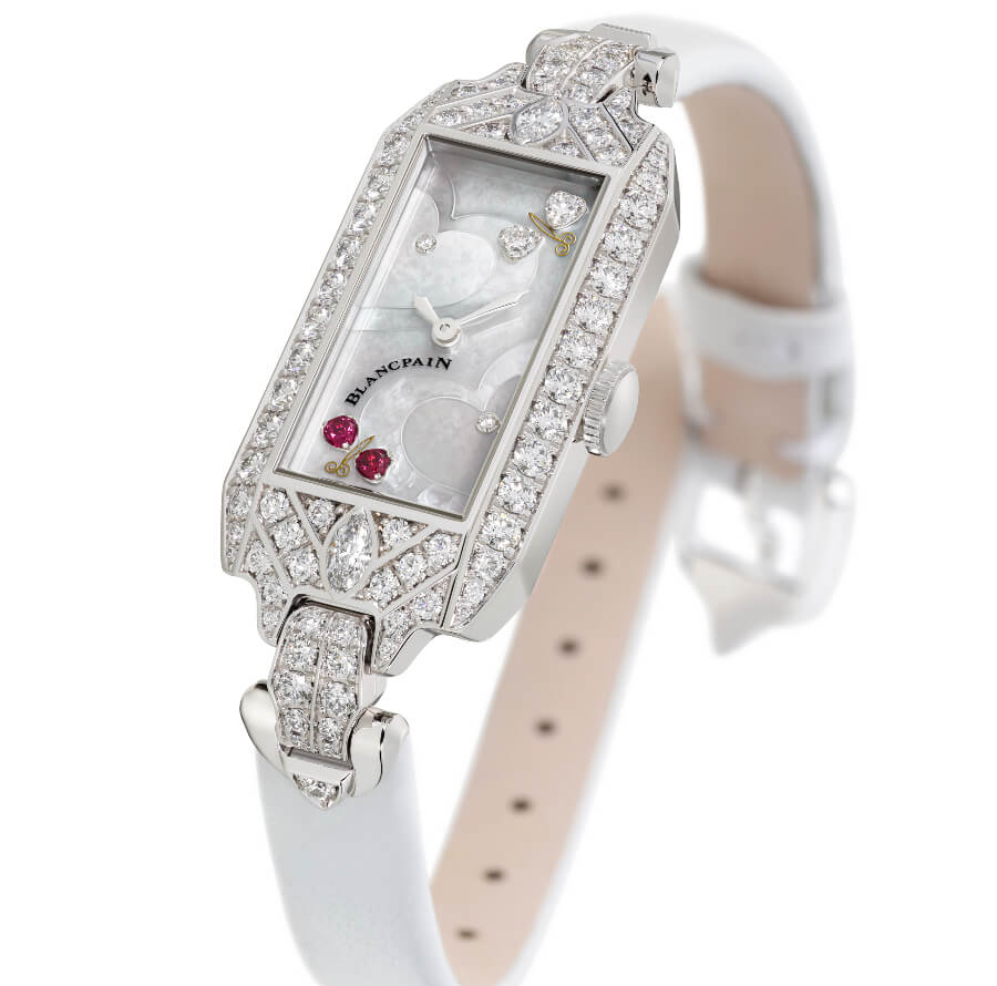 Marilyn Monroe Wrist Watch Diamond
