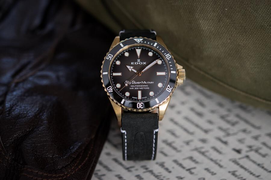 Bonze Diver Watch