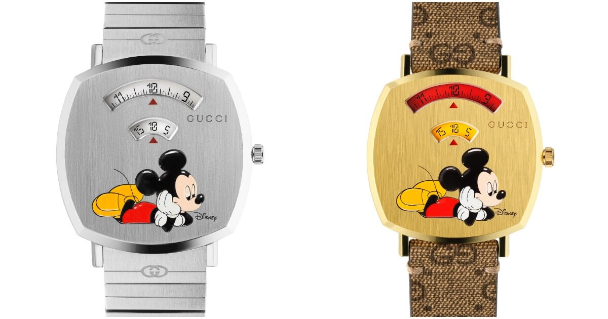 Gucci Grip Mickey Mouse (Price, Pictures and Specifications)