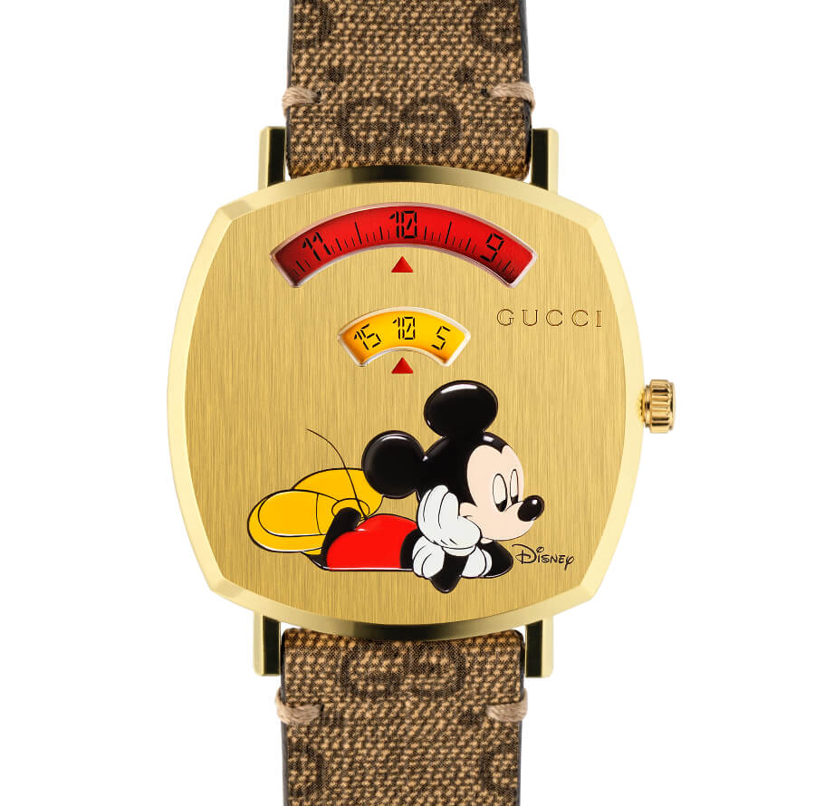 The New Gucci Grip Mickey Mouse