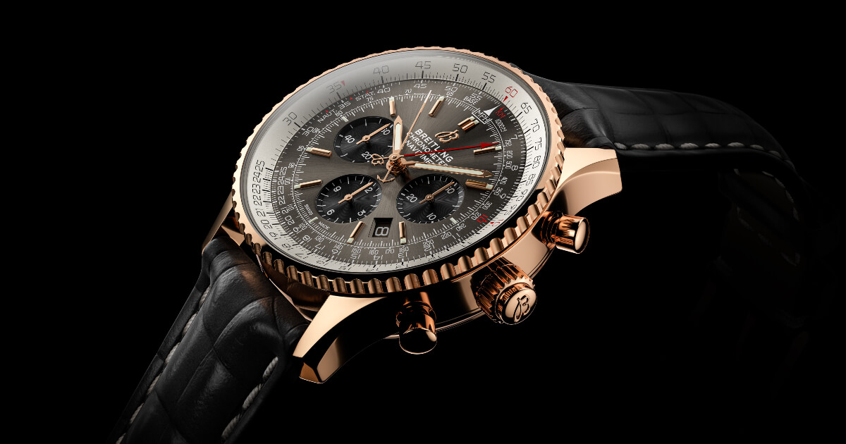 Breitling Navitimer B03 Chronograph Rattrapante 45 (Price, Pictures and Specifications)