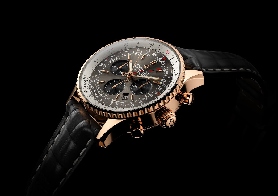 Breitling Navitimer B03 Chronograph Rattrapante 45 Watch Review