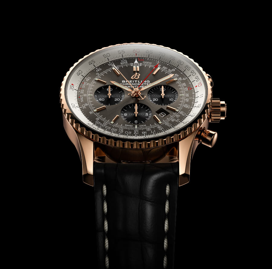 Chronograph Rattrapante Watch