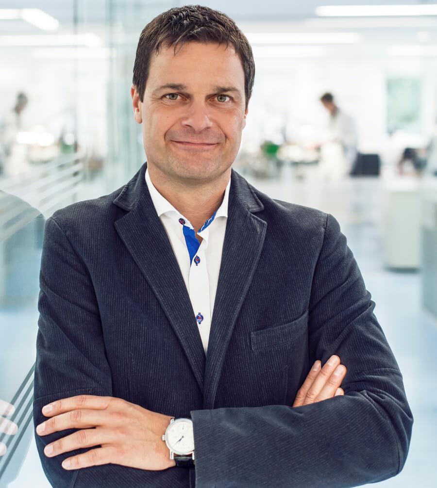 Muhle Glashuette CEO Thilo Mühle