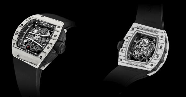 Richard Mille RM 61-01 Ultimate Edition Yohan Blake (Price, Pictures and Specs)