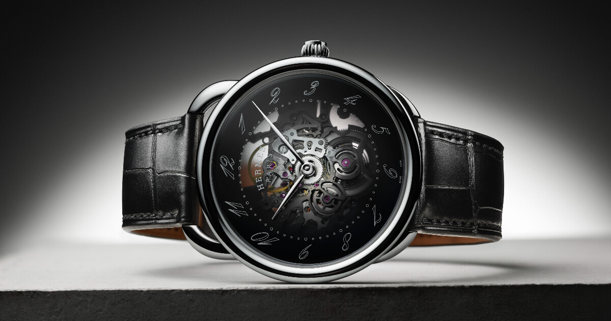 Hermes Arceau Squelette (Price, Pictures and Specifications)