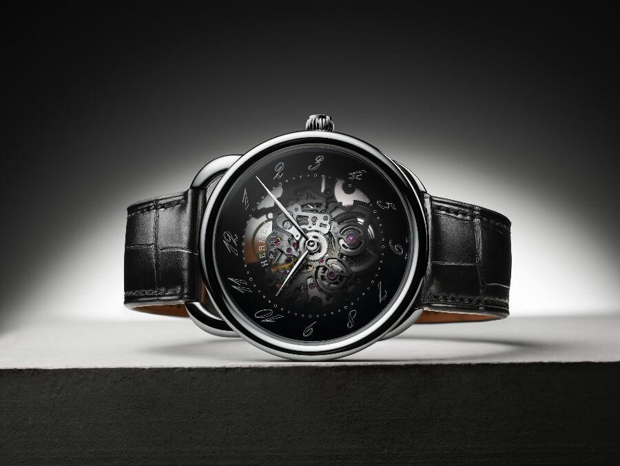 Hermes Arceau Squelette Watch Review