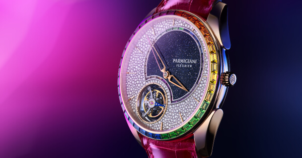 Parmigiani Tonda 1950 Double Rainbow Flying Tourbillon (Price, Pictures and Specifications)
