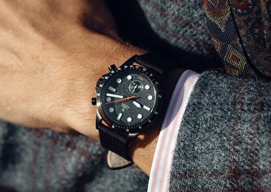 Yema Spacegraf Zero-G Watch Review