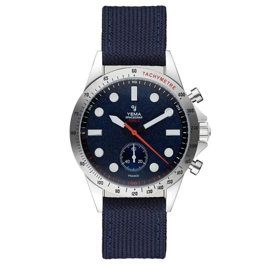 Yema Spacegraf Zero-G Watch