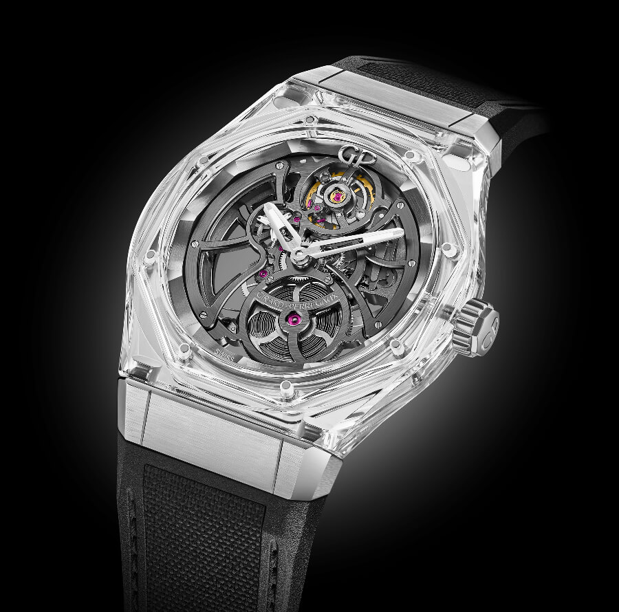 The New Girard-Perregaux Laureato Absolute Light