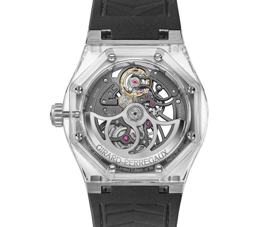 Girard-Perregaux Laureato Absolute Light Movement