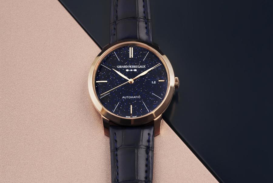 Girard-Perregaux 1966 Orion Gold Watch