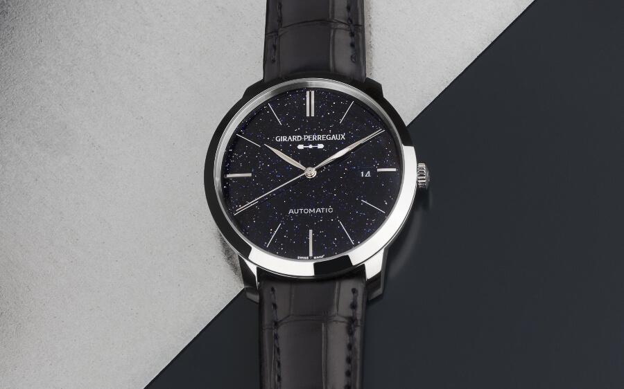 Girard-Perregaux 1966 Orion Watch Review