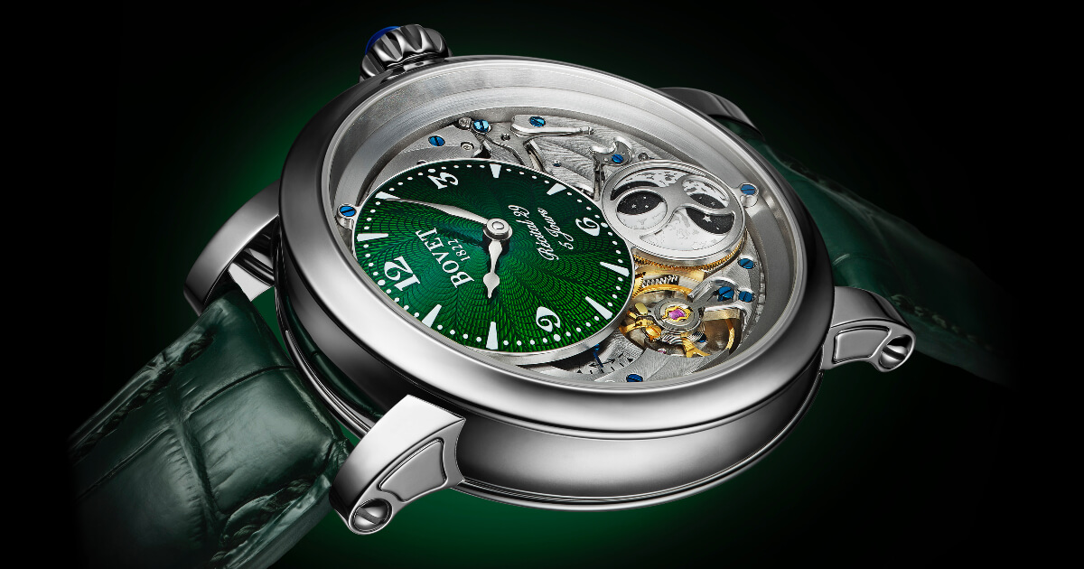 Bovet Dimier Récital 29 (Price, Pictures and Specifications)