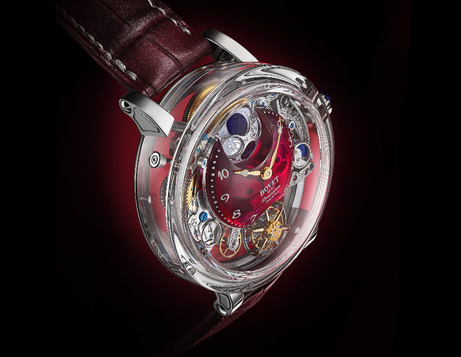 The New Bovet Récital 26 Brainstorm Chapter One