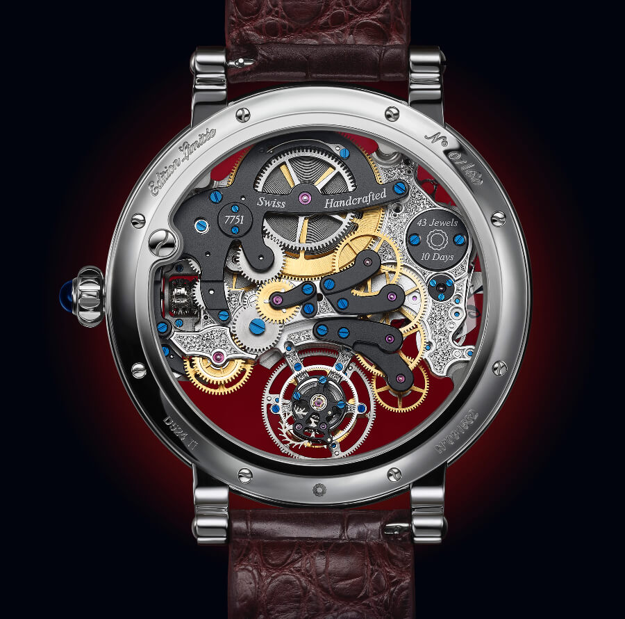 Bovet Récital 26 Brainstorm Chapter One Movement