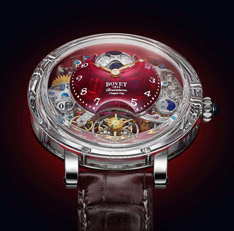 Bovet Récital 26 Brainstorm Chapter One Men Watch Review