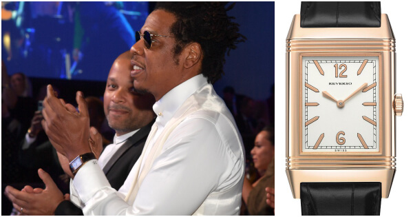 Watch Spotting: See What Watch Jay-Z Wore At The Pre-Grammy Gala And Grammy 2020