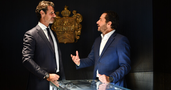 World-Renowned Tennis Coach And Entrepreneur Patrick Mouratoglou Joins Zenith As Newest Friend Of The Brand