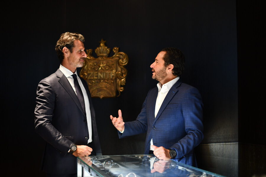 Patrick Mouratoglou Watch Collection