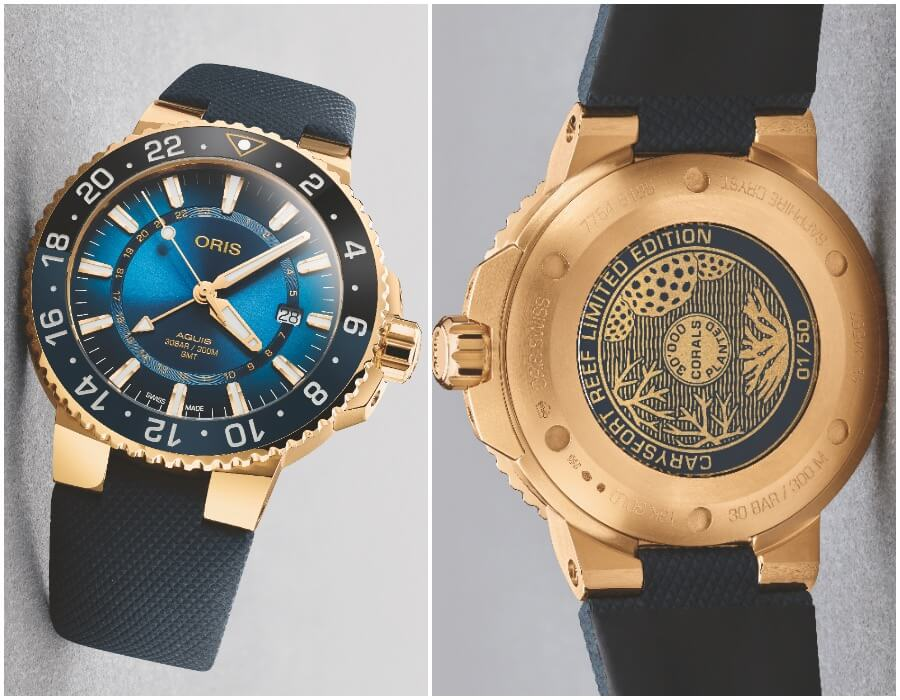 The New Oris Carysfort Reef Limited Edition