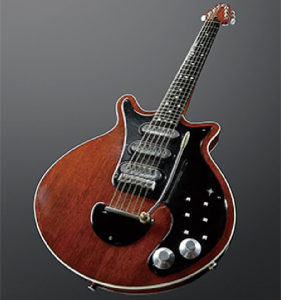 Brian May The ''Red Special''