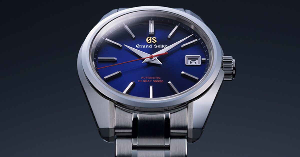 Grand Seiko 60th Anniversary Limited Editions (Price, Pictures and Specification)