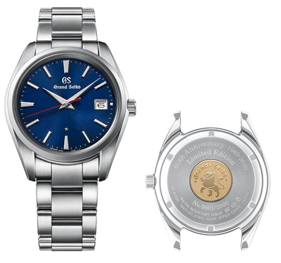The New Grand Seiko Heritage Collection Quartz Limited Edition