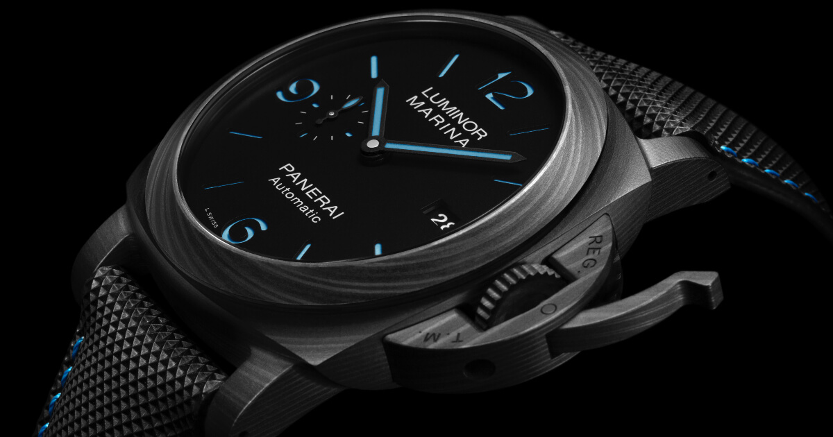 Panerai Luminor Marina Carbotech – 44 MM (Price, Pictures and Specifications)