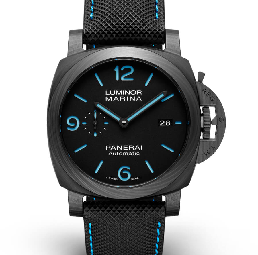 Panerai Luminor Marina Carbotech – 44 MM Ref. PAM01661