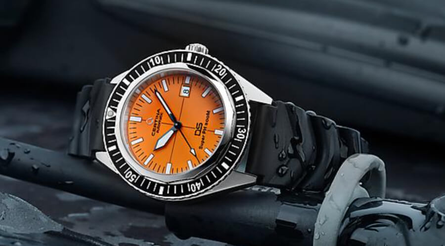 Certina DS Diver Watch