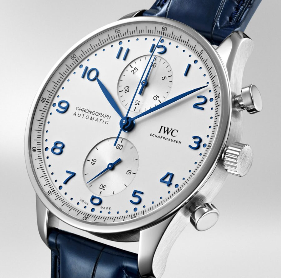 The New IWC Portugieser Chronograph In House Movement