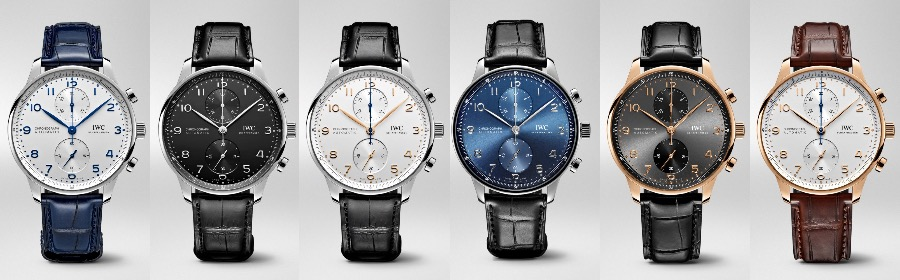 IWC Portugieser Chronograph In-House Movement