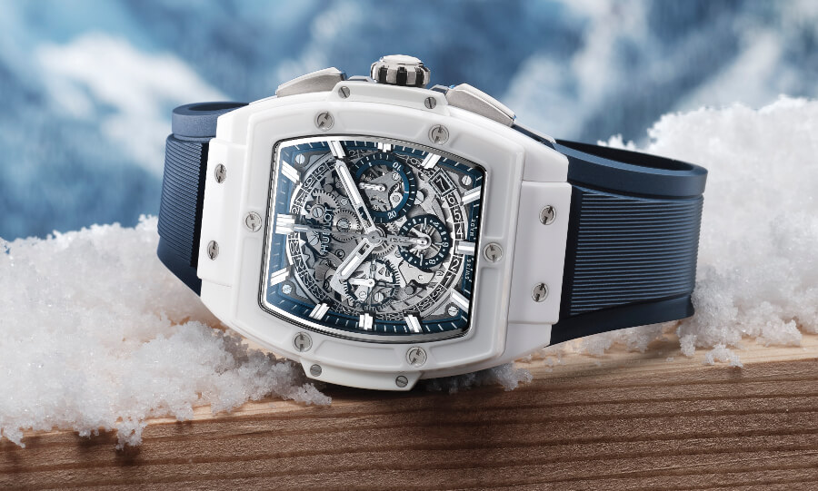 The New Hublot Spirit of Big Bang Special Edition Rockies