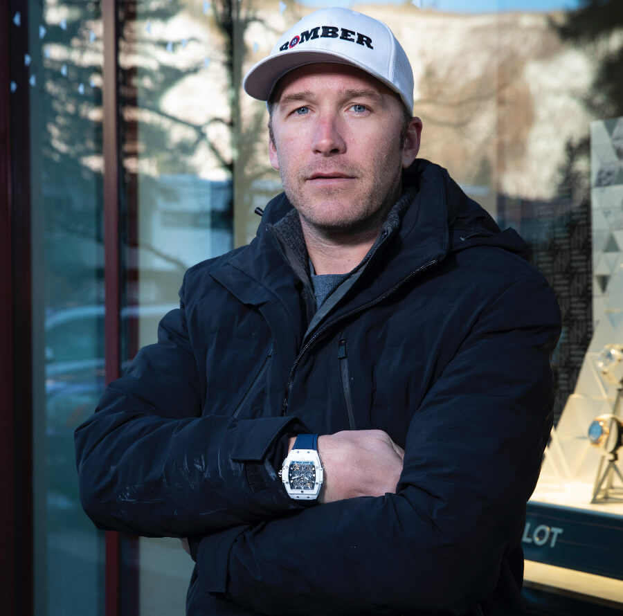 Bode Miller Hublot Watch Collection