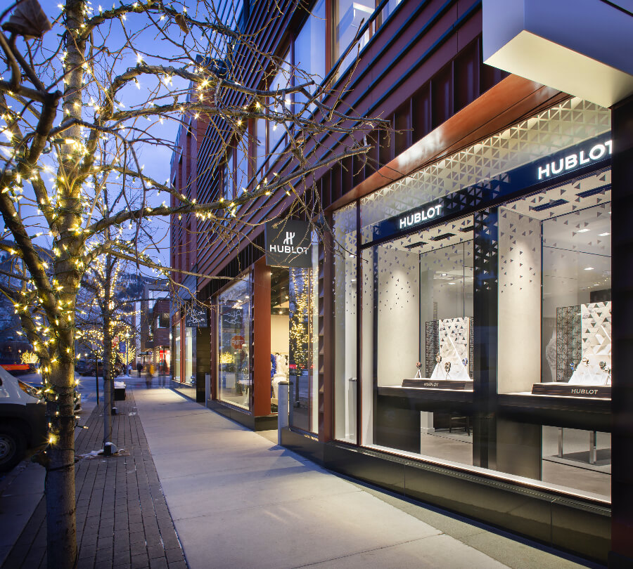 Hublot Boutique in Aspen