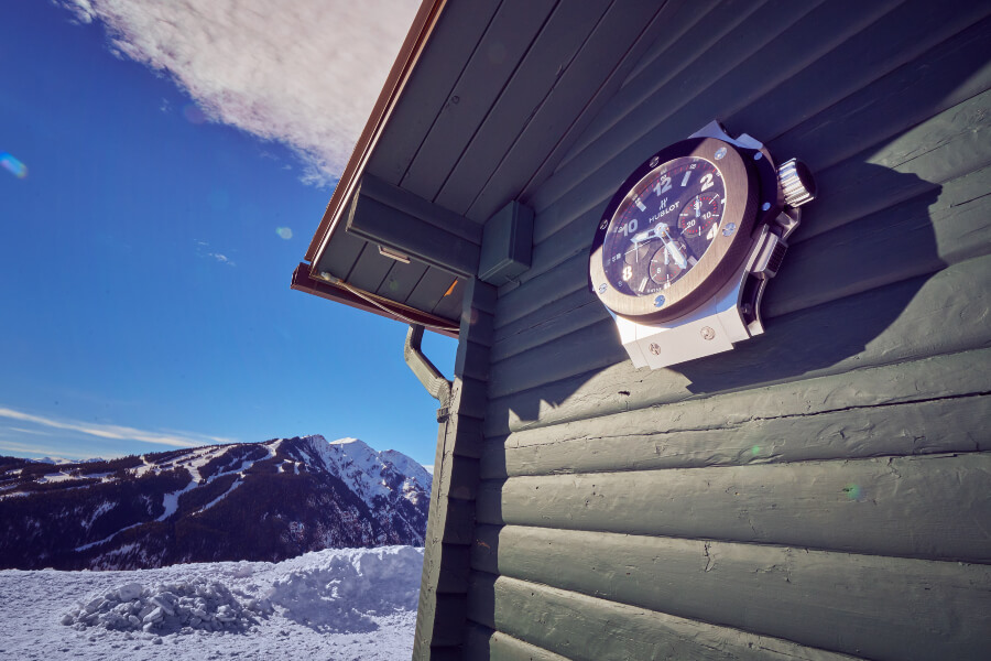 Hublot in Aspen USA
