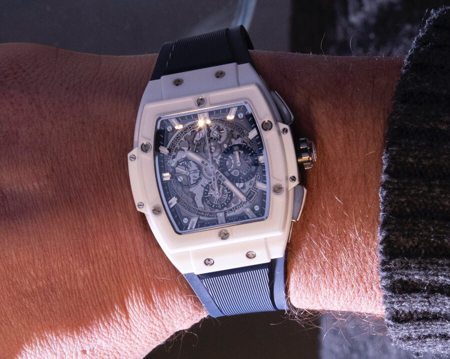 Hublot Spirit of Big Bang Special Edition Rockies Watch Review