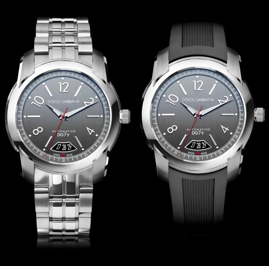 Dolce&Gabbana DG7+ Watch