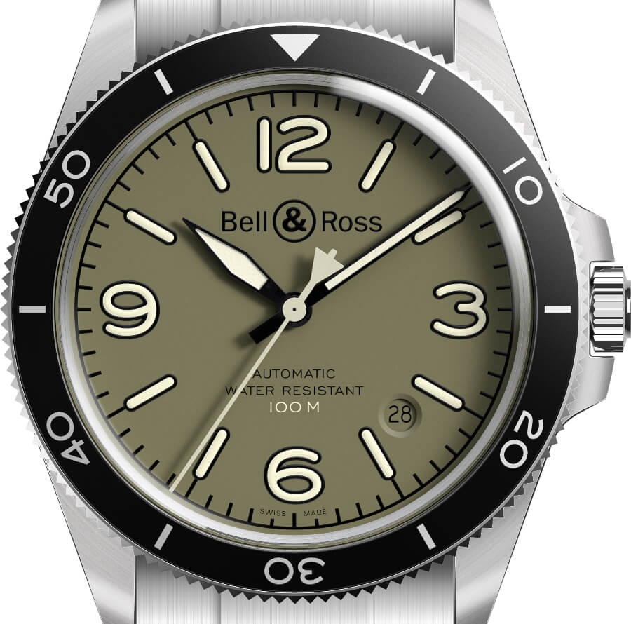 Bell & Ross Men Watch