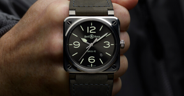 Bell & Ross BR 03-92 Grey Lum (Price, Pictures and Specifications)