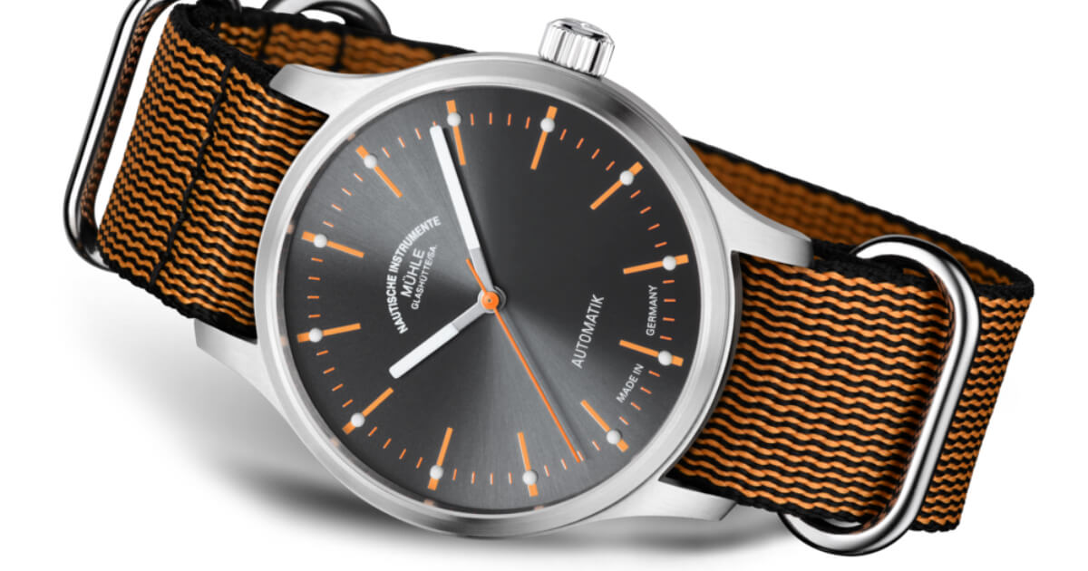 The New Mühle-Glashütte Panova Grau (Price, Pictures and Specifications)
