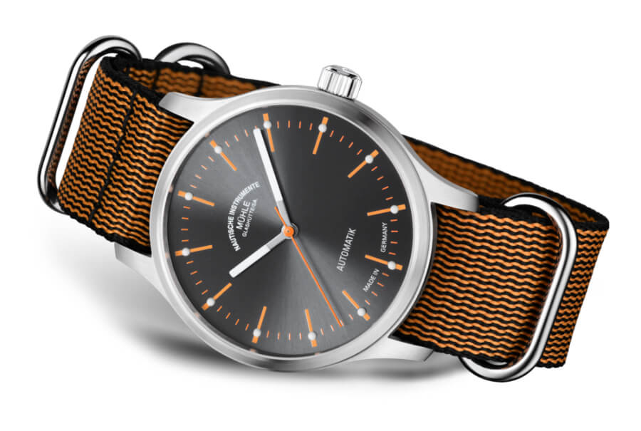 Mühle-Glashütte Panova Grau Watch Review