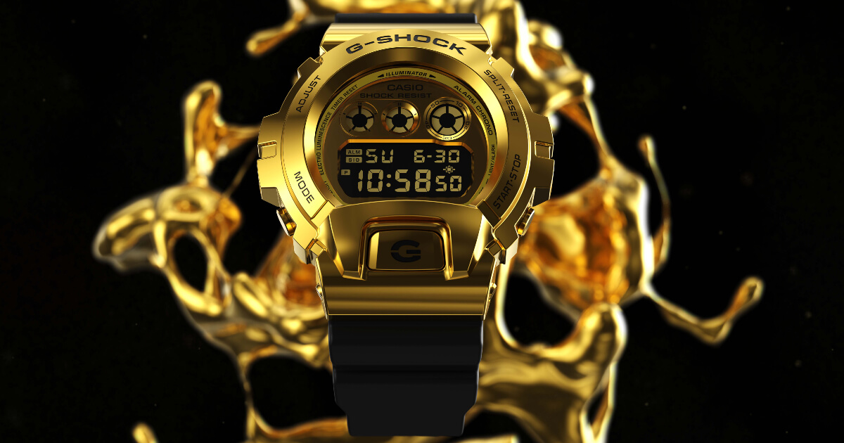 Casio G-Shock GM6900 Timepieces (Price, Pictures and Specifications)