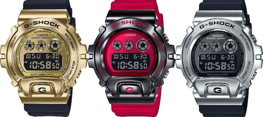 Casio G-Shock GM6900