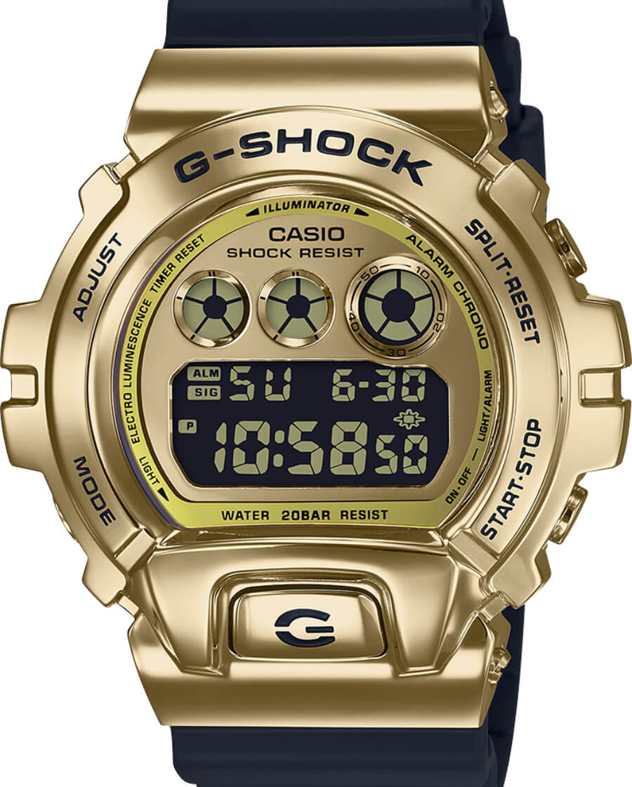 The New Casio G-Shock GM6900